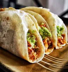 Yummy Recipe: Crockpot Chicken Tacos