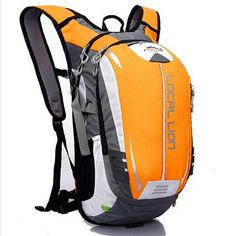 Backpack For Cycling.