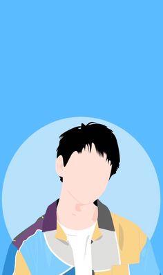 Cover Wattpad, Teen Wallpaper, Cover Boy, Boy Illustration, Cute Girl Drawing, Sad Art, Book Cover Art, Haikyuu Anime, Cartoon Art