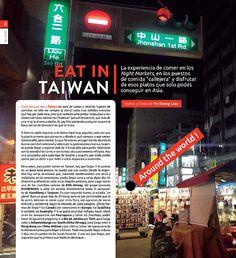 U-likeit! #7 | Eat in Taiwan.