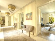 Elegance on Avenue Bosquet in Paris Now listed with Sotheby's International Realty. Please click photo for more information.