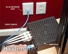 Boost wireless internet speed in your home by adding wired connections wherever possible.