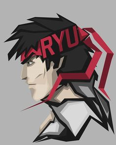 Had to add some #streetfighter to the series :) Ryu #popheadshots