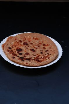 Sweet chapati is an easy and tasty paratha made with coconut and sugar stuffing.