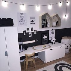 Montessori room: 60 amazing and intelligent projects - Kinderzimmer Jungs - Quarto do Bebê Baby Boy Rooms, Baby Bedroom, Kids Bedroom, Bedroom Decor, Kids Decor, Home Decor, Playroom Decor, Playroom Ideas, Kids Room Design