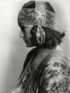 Gloria Swanson in a frame or production still from the comedy film Don't Change Your Husband (1919)