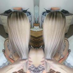 Tendinte culori par 2018 blond argintiu