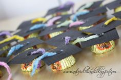 Reese's Cups Graduation Hat Treats and Mother's Day Printable Coupons By: NotSoIdleHands.com