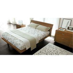 Calligaris Balance Platform Bed