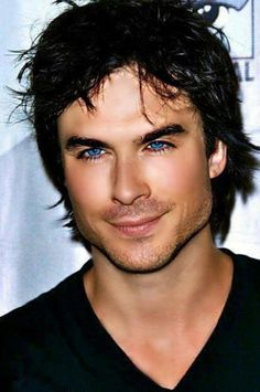 Ian Somerhalder - If he plays Christian Grey I'm done for
