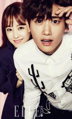 Park Bo Young & Park Hyung Sik