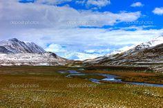 Landscape of Russia