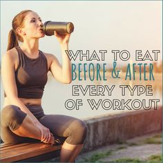 Are you ever confused on what to eat before and after workouts? Learn how to make the most of different workouts with the right fuel.