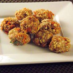 Vegan Carrot Dog Cookies