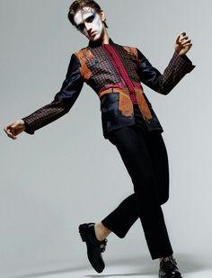 Sergei Polunin tells us why his bad boys days are behind him High Fashion Poses, Fashion Model Poses, Tanz Poster, Sergei Polunin Dancer, Male Pose Reference, Boys Day, Bad Boys, Ballet Poses, Man Photography