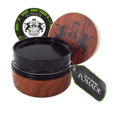 Dear Barber Pomade is perfect for a medium smooth hold with a high shine. It offers flexibility and controls even curly or frizzy hair. Barber Man, Frizzy Hair, Men's Hair, Hair Supplies, Hair Pomade, Curly Hair Styles, Salons, Hold On, Hairstyles