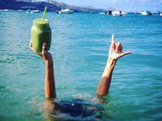 Wzmocnij układ immunologiczny, pij zielone koktajle z superżywnością