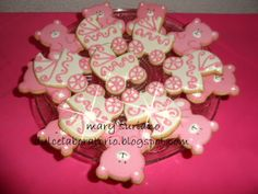 Galletas Baby Shower *Dulce Laboratorio*
