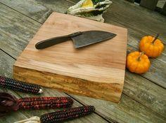 $104 Hardwood cutting board