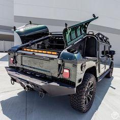 Predator Inc: Hummer Accessories, Fabrication, & Duramax Conversions Hummer Cars, Hummer Truck, Hummer H3, Jeep Truck, Cool Trucks, Big Trucks, Cool Cars, Accessoires 4x4, Tactical Truck