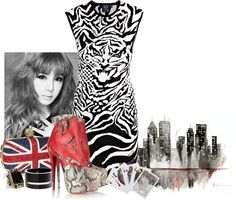 """""""Park Bom"""" by thisisnotadrillmeow ❤ liked on Polyvore"""