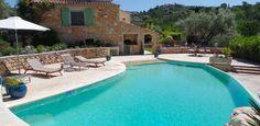 4 bedroom villa in Callian #Villa Rental #Provence