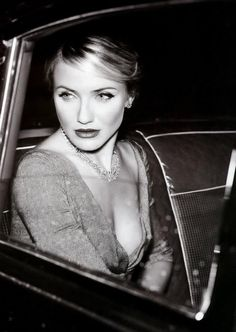 Cameron Diaz ~ Sometimes she is hot as hell. Just depends on the camera angle.