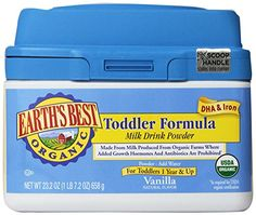 Earth's Best Organic Toddler Formula, 23.2 Ounce *** You can find out more details at the link of the image.