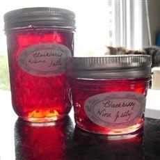 How to Make Wine Jelly Recipe with wine, fresh lemon juice, pectin, white sugar