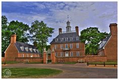 Colonial Williamsburg Palace