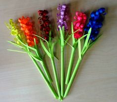 Paper Hyacinth Tutorial Video Instructions   The WHOot