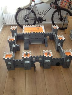 Awesone kids castle