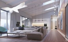 creative-vaulted-ceiling-modern-home.jpg (1200×750)