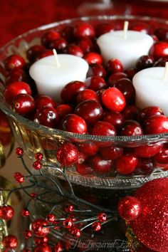 Easy holiday decorating on a budget. Great tips to make your Christmas elegant. #decoratingonabudget