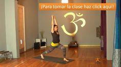 90. Power Yoga - Flexibilidad   En esta clase, realizaremos una práctica de Power Yoga. Para esta sesión, lo único que necesitas es tu tapete de yoga y tener mucho cuidado con la respiración para que la busques constantemente, si sientes cansancio es muy importante que te detengas a descansar y una vez que te hayas recuperado, retomes la práctica. Namaste