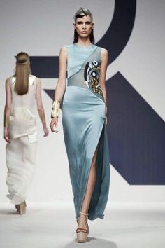 Krizia Spring Summer Ready To Wear 2013 Milan