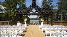Weddings in Atlanta Georgia: Photo Gallery of Scenic Georgia Lakeside Weddings at Lake Lanier