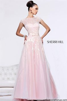 I ❤ Sherri Hill dresses'