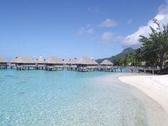 Moorea - Sofitel Ia Ora Beach Resort