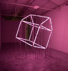 neon box frame outline - Google Search