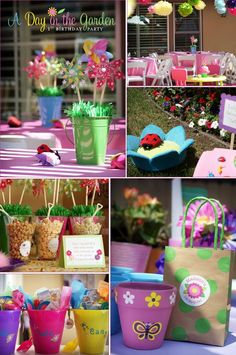 My daughter just turned 2 and I wanted to choose a versatile, yet fun theme for her party that wasn't related to a character. Here are some of the themes and kids party ideas I considered before making up my mind.