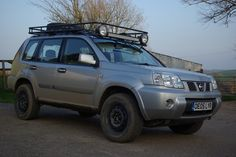 Nissan X-trail build/trip thread from the UK - Page 2 - Expedition Portal