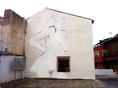 Cada día una foto de Palencia, realizada por ABBÉ NOZAL: Medianera del esbozo