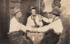 Cowboy Gamblers in Fort Worth -- much later, but example of crazy cowboy pants (Dogberry? Downtown Fort Worth Restaurants, Fort Worth Hotels, Old West, Life Is Like, Rye, Photo Studio, Whiskey, The Neighbourhood, Writer