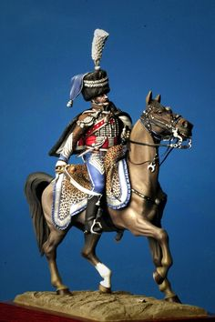 Colonel 2ème Hussards. By Daniel Ipperti