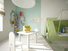 Kids Room Wall Decor clever kids room wall decor ideas & inspiration | children room