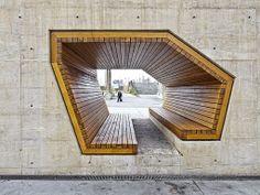 Arquiteto: AllesWirdGut Architektu Fotógrafo: Roger Wagner - refêrencias   Arkpad