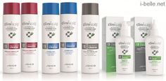 New: Joico Cliniscalp Collection