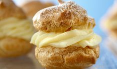 Pastry Cream (Vanilla Custard Filling) - Incredible Egg  INGREDIENTS  3	EGG YOLKS 3	cups milk 1/2	cup sugar 1/3	cup cornstarch 1/4	tsp. salt 3/4	tsp. vanilla Yields: 3 Servings