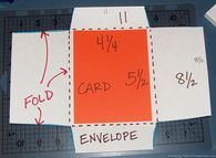 How To Make Envelopes For Your Handmade Cards | The Fun Times Guide to Cardmaking and Crafts